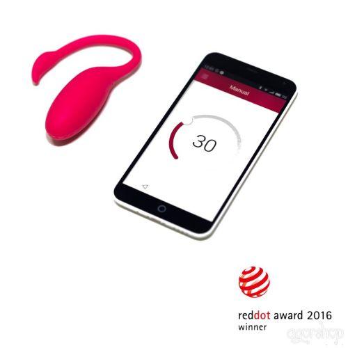 Magic Motion Flamingo Telefon Uyumlu Şarjlı Vibratör