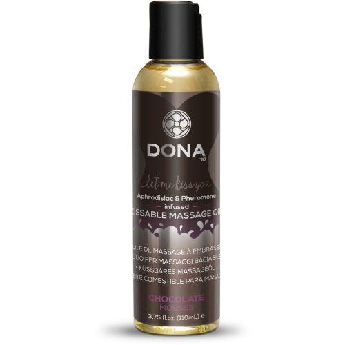 Dona Kissable Massage Oil 110 ml Çikolatalı Masaj Yağı