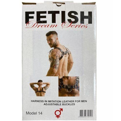 Fetish Fantasy Dreams Model 14 Erkek Vücut Kelepçesi