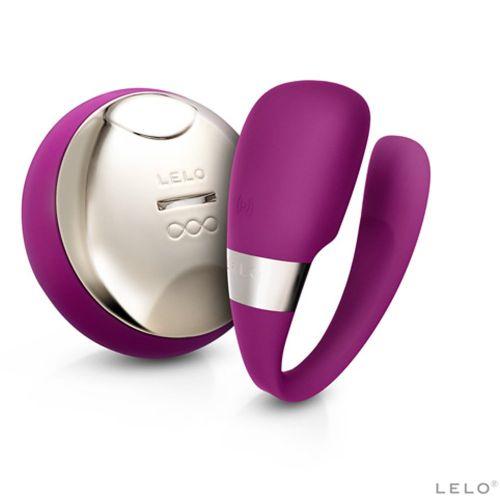 Lelo Tiani 3 Çiftlere Özel Şık Tasarım Partner Vibratör