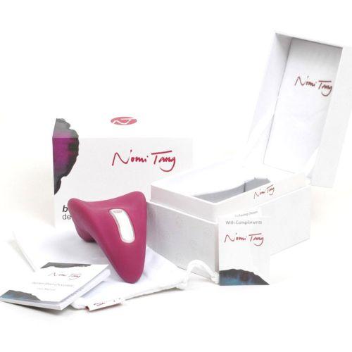 Nomi Tang 8 Mod Usb Şarjlı Giyilebilir Flexible Vibrator