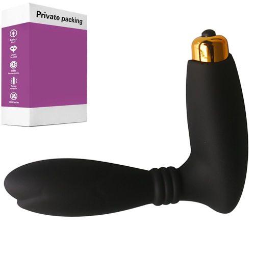 Private Packing 10 Hız Mod Prostat Masaj Aleti ve Anal Vibratör