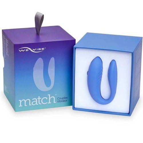 We-Vibe Match Couples Vibrator Çiftlere Özel Lüks Vibratör