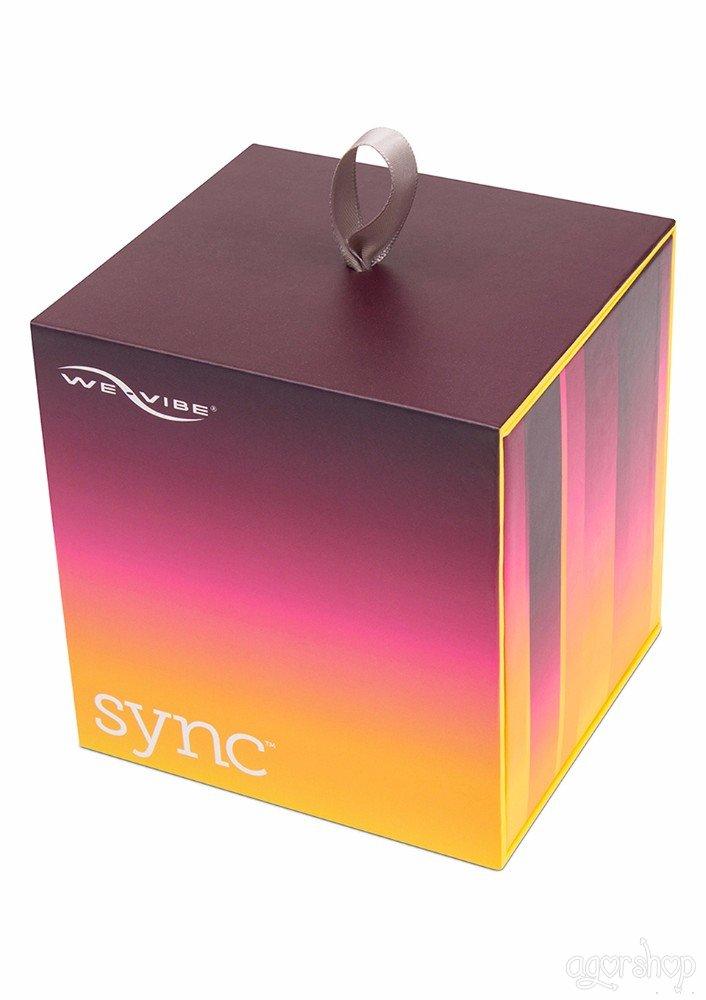 We-Vibe Sync Wi-Fi İle Uzaktan Kontrol Edilebilen Mor Yeni Model